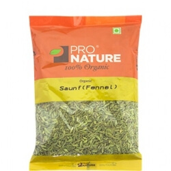 Saunf (Fennal) 100 Gms-Pro Nature