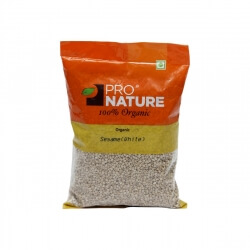 Sesame White 200 Gms-Pro Nature