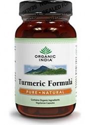 Turmeric 60 Capsules-Organic India