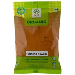 Turmeric Powder 100 Gms-Arya