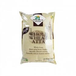Whole Wheat Atta 1 Kg-24 Mantra