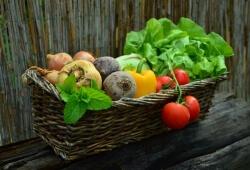 Weekly Vegetable Basket