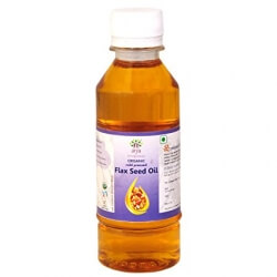 Flax Seed Oil 200 Ml -Arya