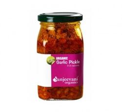 Garlic Pickle 350 Gms-Sanjeevani