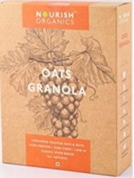 Oats Granola 300 Gms-Nourish
