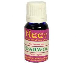 Cedarwood Essential Oil 8 Gms-Neev Herbal