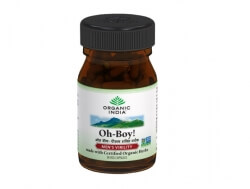 Oh Boy 30 Capsules-Organic India