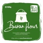 Besan Flour 500 Gms-Eco Store