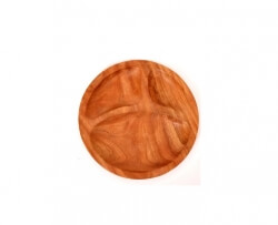 Neem Wood Plate 5
