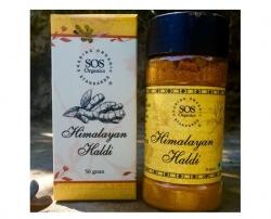 Himalayan Haldi 50 Gms-SOS Organics