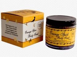 Orange Spice Body Scrub 100 Gms-Sos Organics
