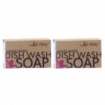 Dish Wash Bar Soap 100 Gms-Wild Ideas