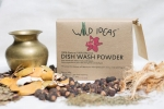 Natural Dish Wash Powder 500 Gms-Wild Ideas
