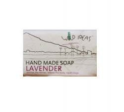Hand Made Soap Lavender 100 Gms-Wild Ideas