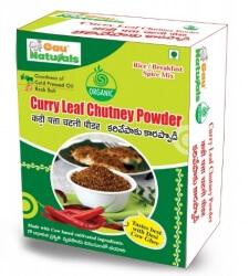 Curry Leaf Chutney Powder 90 Gms- Gau Naturals