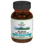 Brahmi 60 Capsules-Organic India