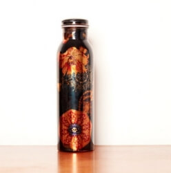 Color Copper Bottle 1 Ltr