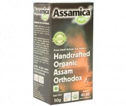 Organic Assam Orthodox Tea 50 Gms - Assamica