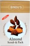 Almond Scrub 100 Gms-Bindus Herbals