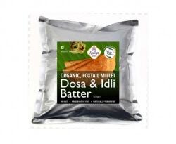 Foxtail Millet Dosa Batter 500 Gms-Kaulige