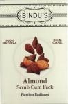 Almond Scrub 50 Gms-Bindus Herbals