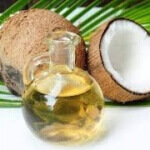 Coconut Oil 200 Ml-Prakruthivanam