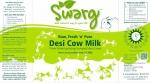 Desi Cow Milk 500 Ml-Swarg