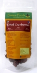 Dried Cranberries 100 Gms-Sattvic