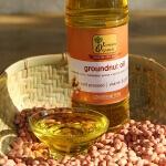 Ground Nut Oil 500 Ml-Timbaktu