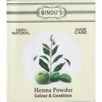 Henna Powder 100 Gms-Bindus Herbals