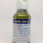 Herbal Hair Oil 100 Ml - OM