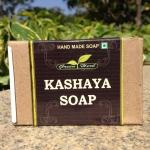 Kashaya Menthol Soap 80 Gms