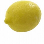 Lemon Vegetable - 1 Pc