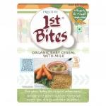 1st Bites Wheat Mixed Vegetables 375 Gms-Prestine