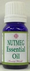 Nutmeg Essential Oil 10 Ml-Aroma World