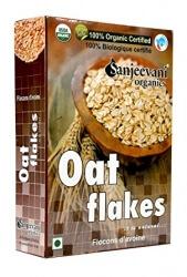 Oat Flakes 250 Gms-Sanjeevani