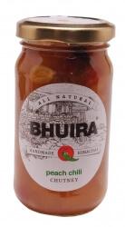 Peach Chilli Chutney 470 Gms-Bhuira