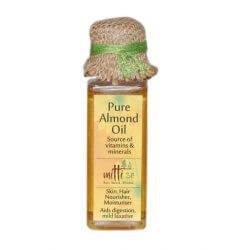 Pure Almond Oil 50 Ml-Mitte Se